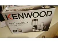 BRAND NEW Kenwood Compact Food Processor