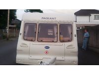 Bailey pageant moselle 4 berth 2001