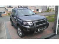 Landrover Freelander TD4S MOT Nov 27, , air con, half leather, electric front and rear windows,