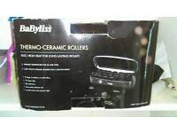 Babyliss ceramic rollers