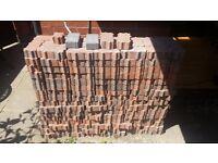 Brand new left over block paving bricks