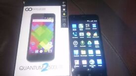 """goclever 5"""" android smartphone duel sim unlocked"""