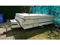 Spares/repairs trailer tent