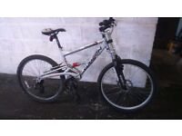 Saracen mens mountain bike