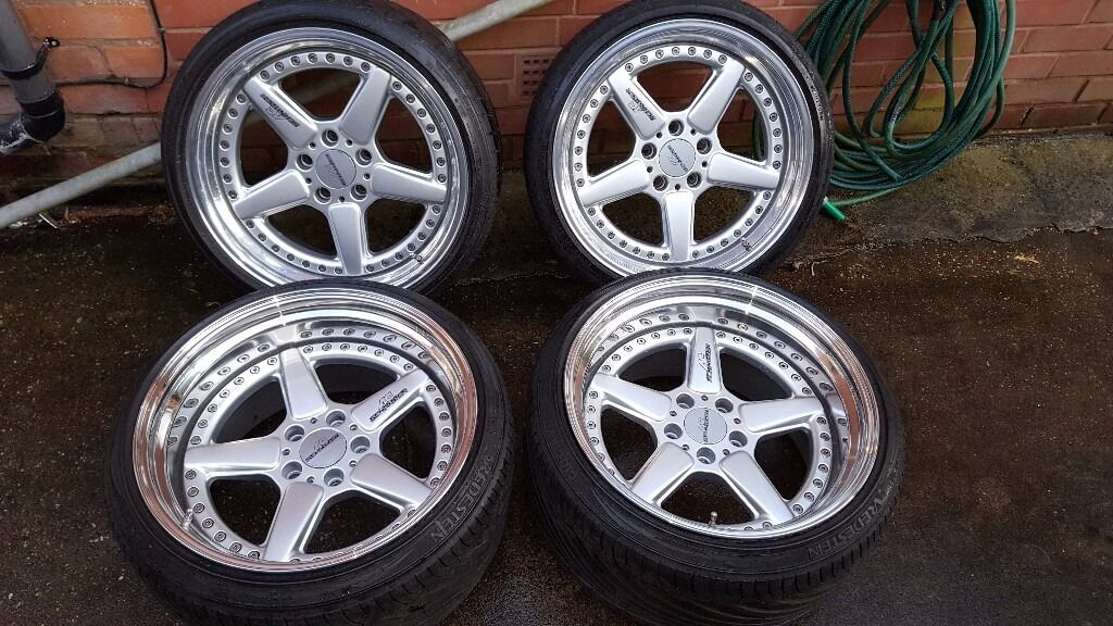 Ac Schnitzer 19 Quot Type 2 Racing Wheels In Hall Green West Midlands Gumtree