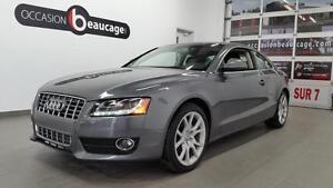 2012 Audi A5 2.0T PREMIUM PLUS + QUATTRO