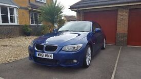 BMW 320D MSport Coupe 184BHP