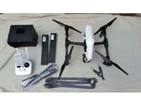 DJI InSpire 1 with Extras