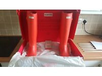BNIB LADIES ORIGINAL TOUR HUNTER WELLIES SIZE 7