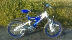 Raleigh MX16 kids bike