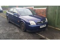 2.2td Vectra (Spares and Repairs Driveable) Moted **BARGAIN**