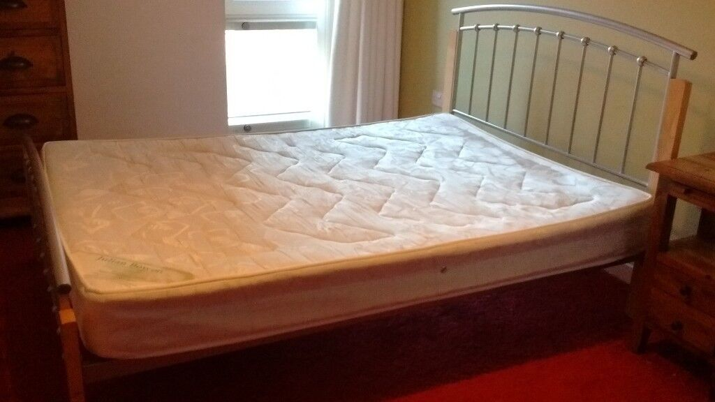 For Sale - Reduced price Excellent condition double bedframe at bargain price!!