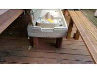 Little tykes step 2 sand/water table