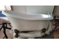 Sleeper bath tub