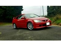 Immaculate integra type r dc5 in milano red with low miles