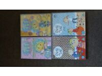 Charlie and Lola and Fifi and the Flowertots DVDs