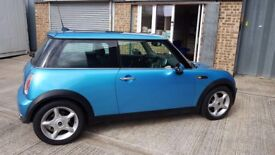 Automatic mini Cooper 15,000 miles only !