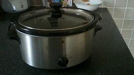 Tesco Slow Cooker Model SC356