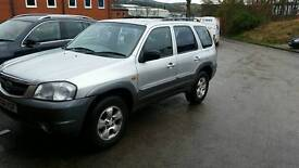 Mazda tribute WELL CARED FOR AUTOMATIC