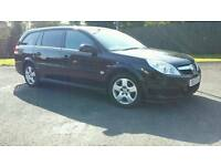 Vauxhall vectra 1.9cdti exclusiv estate 2007 (may)