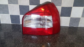 """2003 AUDI A3 RIGHT O/S OFF SIDE Driver TAIL LIGHT LAMP 96-03 """"8L"""" 8L0945096C"""