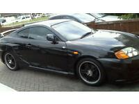 For swap or sale Hyundai coupe 2.7 fully modified