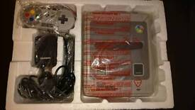 Super Nintendo games console
