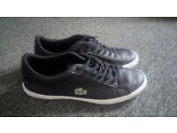 Trainers lacoste