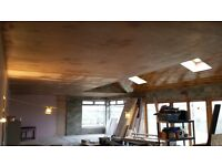 in-situ. plasterers domestic and comercial work.