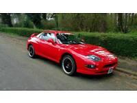 Mitsubishi FTO V6 passion red (59,000 Miles) 10 Months MOT