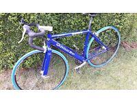 racing bike road bike time trial bike