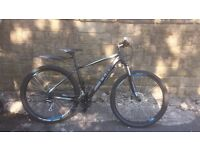 Cube Aim SL 29 Black & Grey - Hardtail Mountain Bike