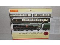 Hornby R2300 ' Bournemouth Belle ' Train Pack Excellect Condition 00 Gauge