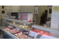 Butchers business in Kirkcaldy for sale