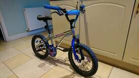 Apollo BMX bike 16 inch wheels