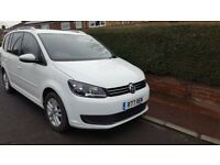 I am selling my VW TOURAN. 1 owner from new. Full VW service history. Immaculate condition.
