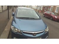 Honda Civic hybrid 2007 looking for a new home