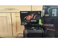 SUPER 3rd Gen i5 Quad Core Gaming PC, 8GB DDR3 RAM, 500GB HD, Brand New Geforce GTX 1050 2GB GDDR5