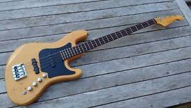 Status Trace Elliot T Bass 4 String Bass Guitar - Similar to Fender Deluxe Jazz Spec