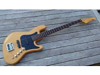 Status Trace Elliot T Bass 4 String Bass Guitar - Similar to Fender Deluxe Jazz Spec