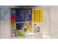 JETTEC E48 Set Cartridges New & Unwrapped