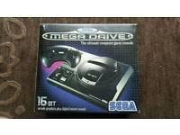 Sega mega drive 1991
