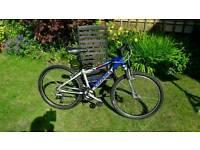 "26"" wheel Giant Mountain Bike"