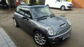 Mini Cooper S 2003 1.6 Supercharged