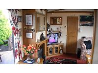 Luxury 3 bedroom 6 berth caravan for hire.