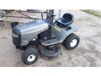 Craftsman LT2000 17.5hp ride on mower lawnmower