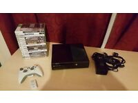 Microsoft Xbox360 with 16 games