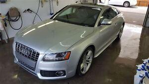 2009 Audi S5 4.2L (M6)*CUIR*TOIT*NAVIGATION*