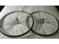 Mavic vintage Module E2 bike wheels