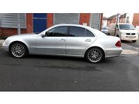 Mercedes-Benz E Class 2.7 E270 CDI Classic 4dr ***NEW TURBO***